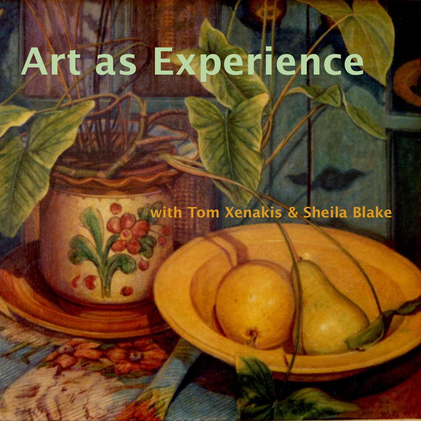 Art as Experience: Podcasts